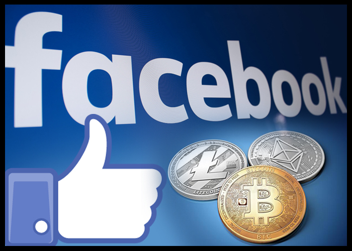 Facebook and cryptocurrencies